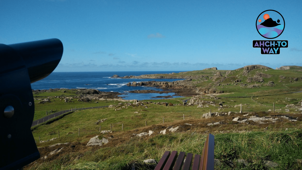 Viewing points along the Ahch-To Way, Malin Head ~ Donegal, Ireland