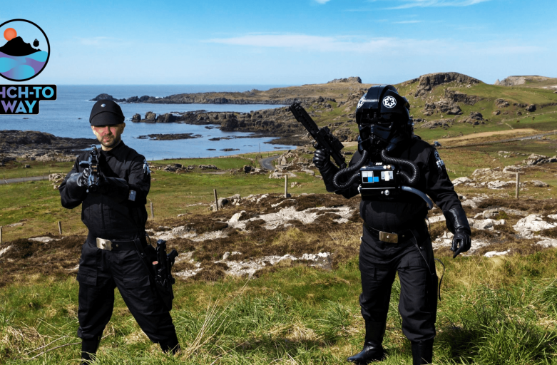 Donegal Celebrates May The Fourth ~ Ireland
