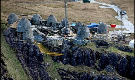 Star Wars The Last Jedi Set in Kerry ~ Image: Independant.ie