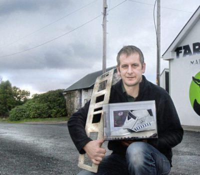 Hugh Farren ~ Image: IrishNews