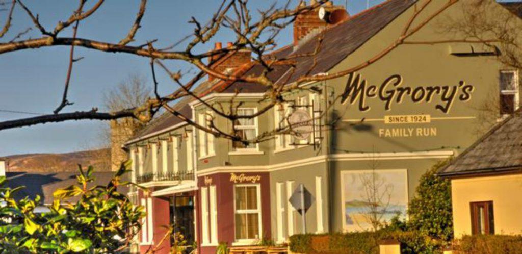McGrorys Culdaff, Inishowen ~ Donegal, Ireland: Image McGrorys.ie