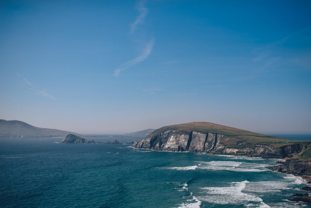 Slea Head, Dingle Peninsula ~ Kerry, Ireland. Image: Photo by Ian Schneider on Unsplash