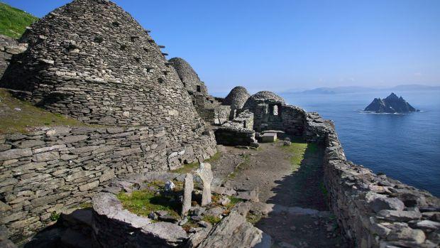 Star Wars: The Last Jedi Film Set in Dingle ~ Kerry, Ireland