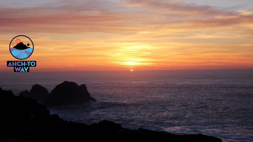 Sunset along the Ahch-To Way ~ Malin Head, Donegal