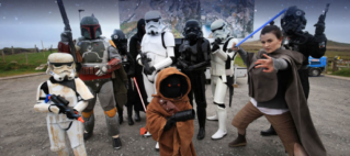 May The Fourth Be With You Festival Malin Head, Inishowen, Donegal