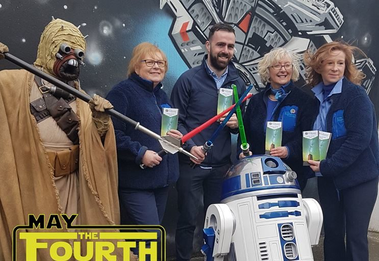 May The Fourth Be With You Festival - Go Visit Inishowen